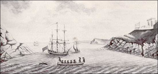 Picture Of Age Of Discovery Newfoundland Expedition