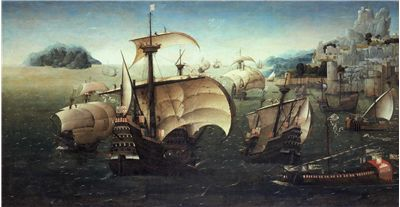 Picture Of Age Of Discovery Portuguese Carracks