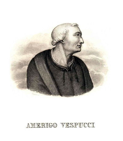 Picture Of Amerigo Vespucci Famous Explorer