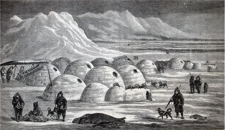 Picture Of Arctic Researches