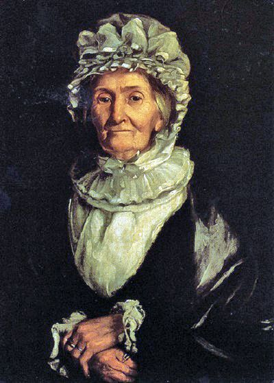 Picture Of Captain James Cook Spouse Elizabeth Batts Cook