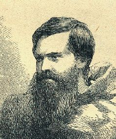 Picture Of Charles Francis Hall American Arctic Explorer