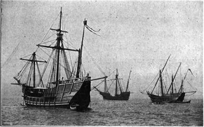 Picture Of Christopher Columbus Carrack Santa Maria
