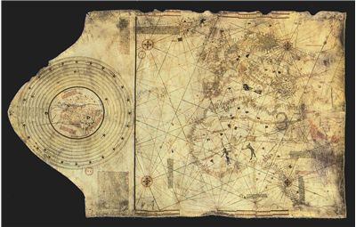 Picture Of Christopher Columbus Map