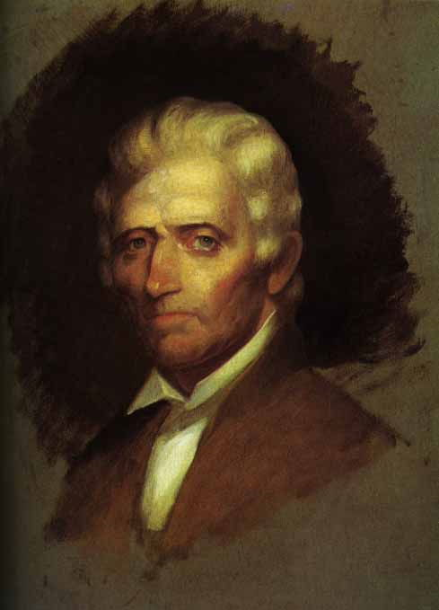 Picture Of Daniel Boone