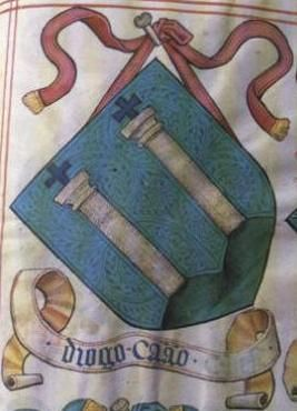 Picture Of Diogo Cao Coat Of Arms