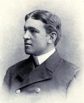 Picture Of Ernest Shackleton 1901