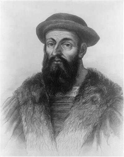 Picture Of Ferdinand Magellan Explorer