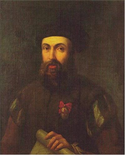 Picture Of Ferdinand Magellan Portrait