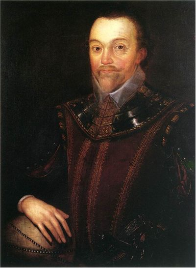 Picture Of Francis Drake