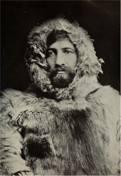 Picture Of Frederick Cook Famous American Explorer