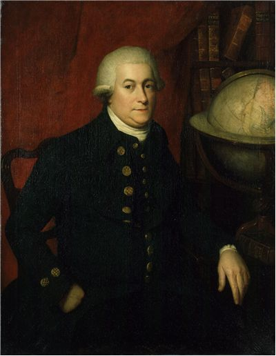 Picture Of George Vancouver