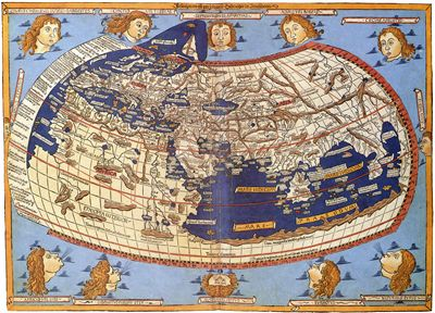 Picture Of Jacques Cartier Map Of The World