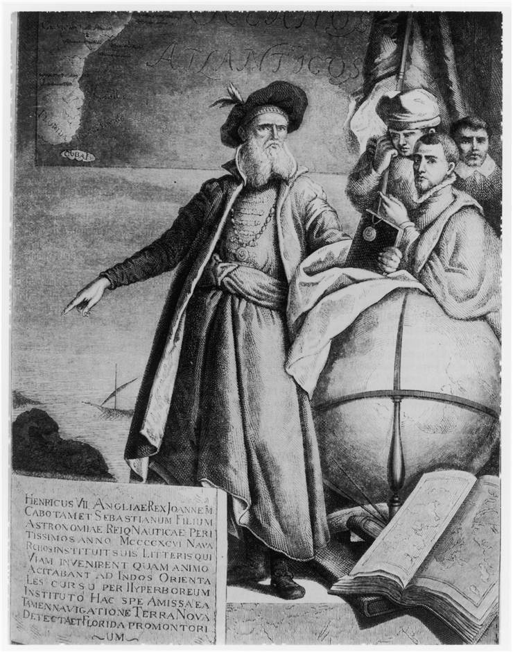 Picture Of John Cabot