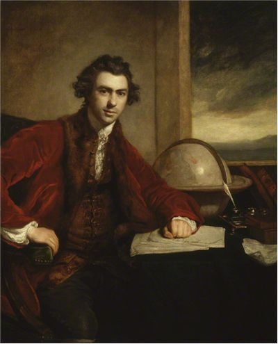 Picture Of Joseph Banks