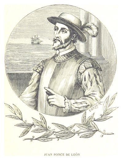 Picture Of Juan Ponce De Leon Explorer