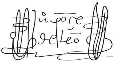 Picture Of Juan Ponce De Leon Signature