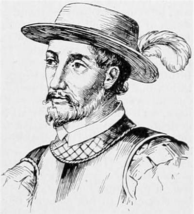 Picture Of Juan Ponce De Leon Spanish Explorer