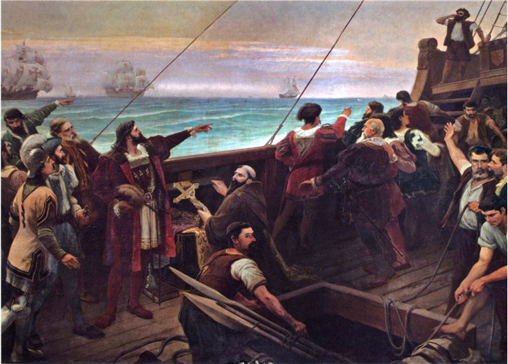 Picture Of Pedro Alvares Cabral And Discovery Of Brazil