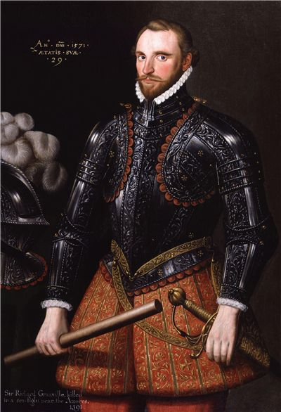 Picture Of Richard Grenville