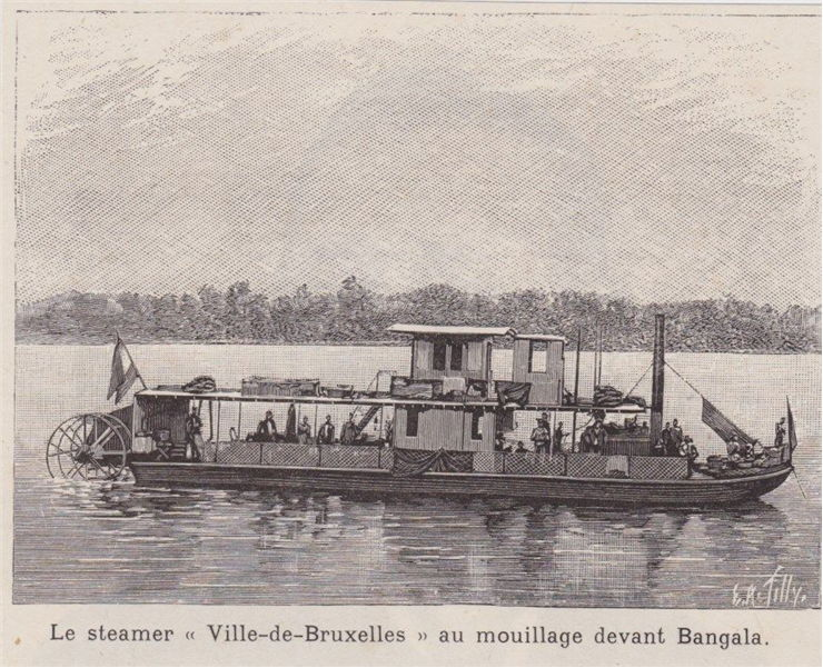 Picture Of Richard Mohun Bruxelles In Belgian Congo