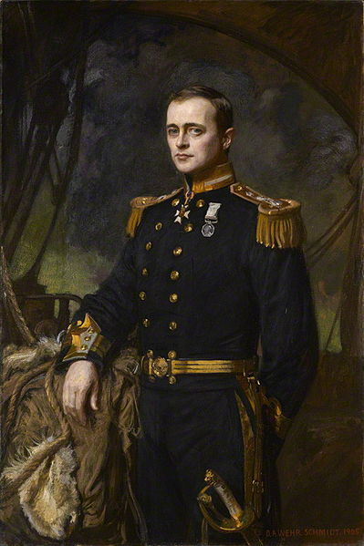 Picture Of Robert Falcon Scott