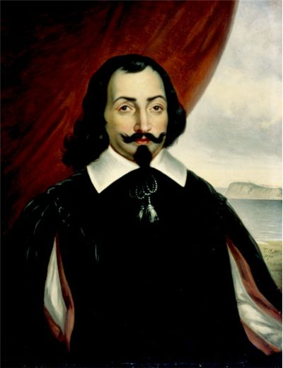 Picture Of Samuel De Champlain