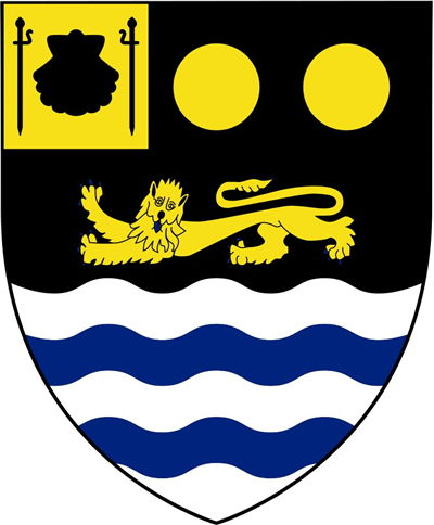 Picture Of The Arms Of Sir John Hawkins