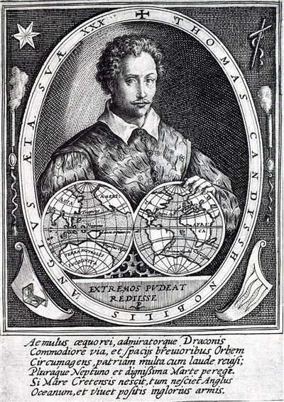 Picture Of Thomas Cavendish The Navigator
