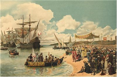 Picture Of Vasco Da Gama At Hindio