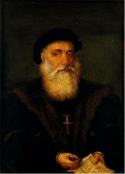 Picture Of Vasco Da Gama Portrait