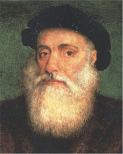 Picture Of Vasco Da Gama