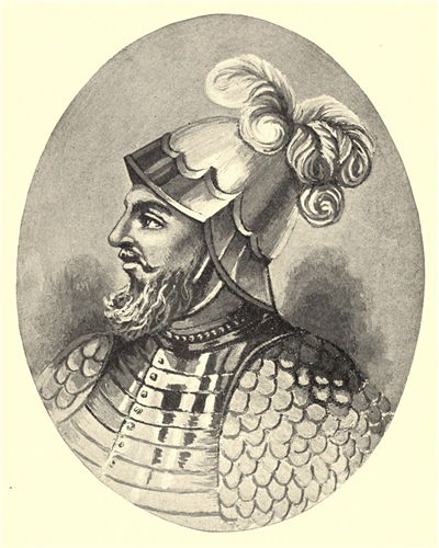 Picture Of Vasco Nunez De Balboa