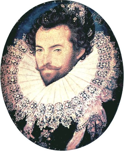 Picture Of Walter Raleigh Portrait